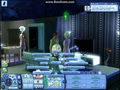 Sims3 Game Play Messing With The Woohoo Mod