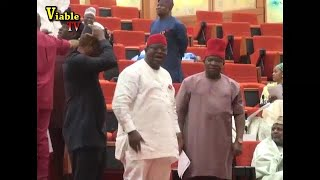 Chaos, As Senate Refuses To Confirm  Bhari's EFCC Nominees Over Exclusion Of South-East/South