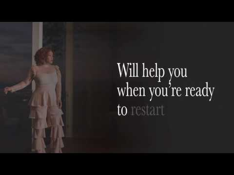 Too Hard Not To - Tina Campbell (Lyric Video)