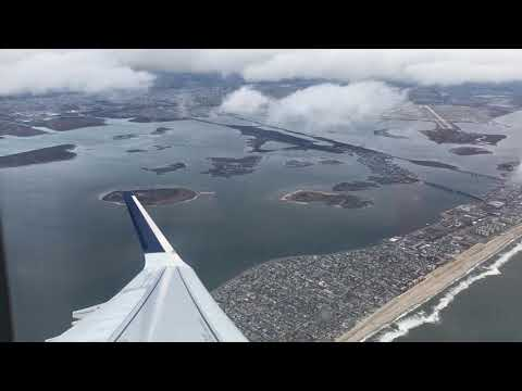 JFK to Barbados on an Airbus A321