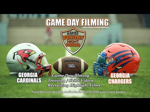 Sports Highlights Georgia Chargers  vs Georgia Cardinals