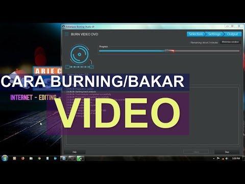 cara-burning-video-#ashampoo-burning-studio