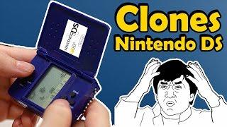 Clones descarados do NINTENDO DS Consoles Piratas