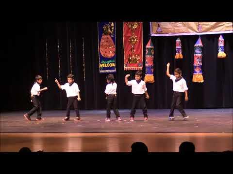 Wisconsin Tamil Sangam, Muthamizh Vizha 2017- Little Rockers