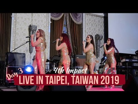 PERFORMED LIVE IN TAIPEI, TAIWAN 2019 | 4TH IMPACT