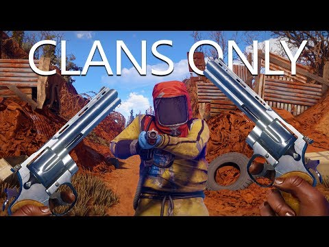 No Solo Players Allowed  Rust