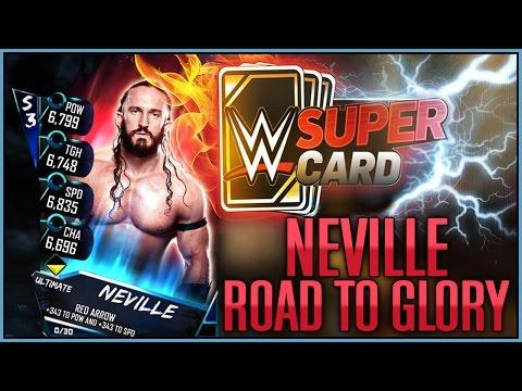【🔴 LIVE】NEVILLE ROAD TO GLORY - WWE SUPERCARD SEASON 3