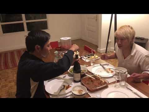 ワインの開け方がわからない男3人の最後の晩餐。
