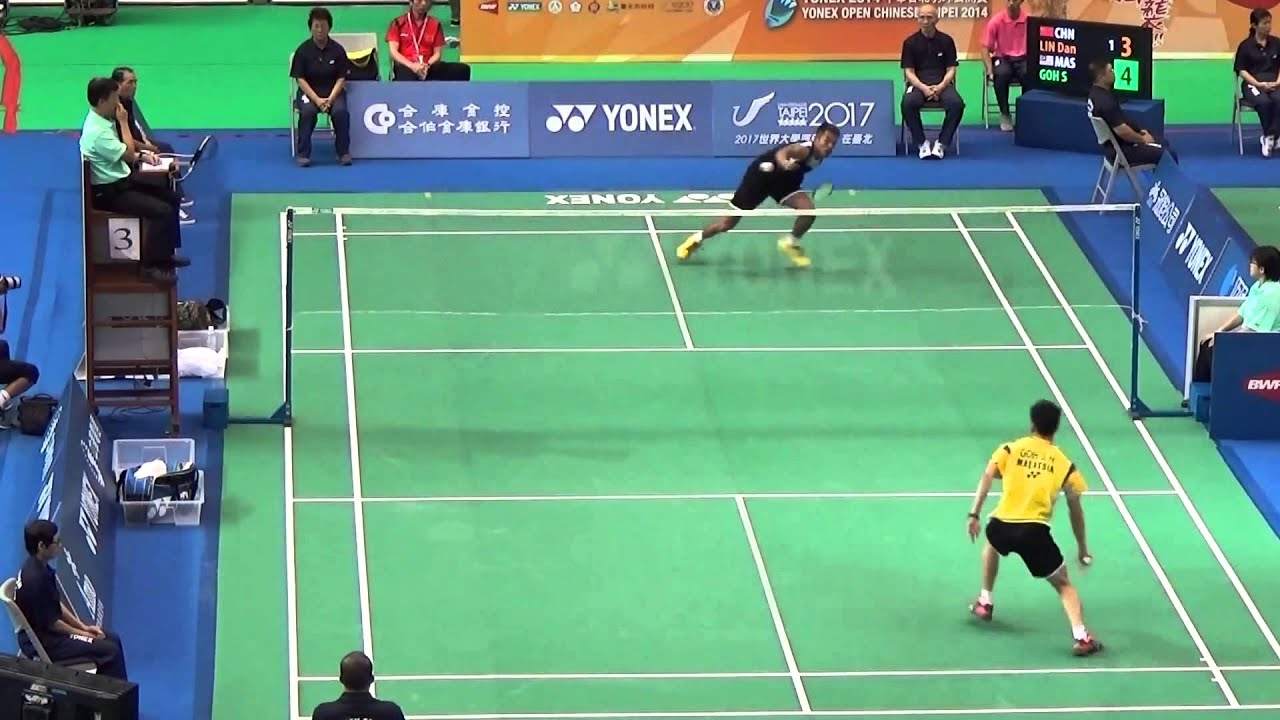 Save Time]2014 TPO MS Lin Dan vs Goh Soon Huat
