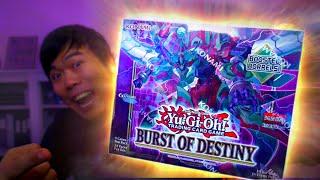 Burst of Destiny Eaŗly Box OPENING