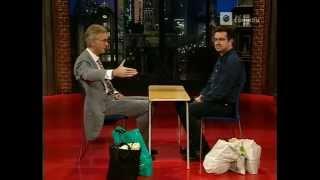 Die Harald Schmidt Show - Folge 1199 - Essen im Zug