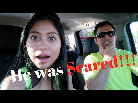 JAKE SCARES A HOMELESS MAN & A VIEWER SPOTTED US!! VLOG#22   FIL-AM LIFE