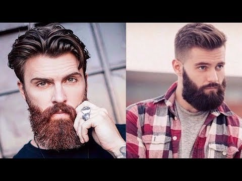 Most Popular New Beard Styles For Men 2017-2018 | Cool & Stylish Beard Styles For Men 2017-2018