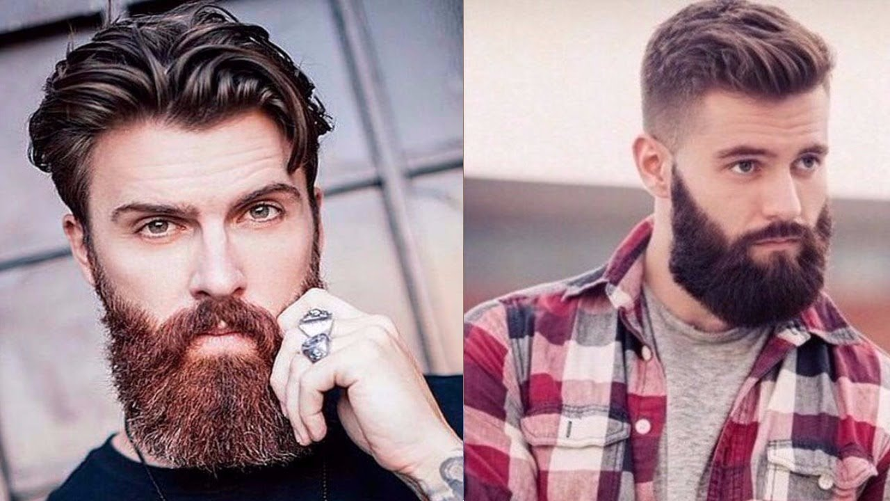 The Most Newest And Top Hairstyle For Men 2017 2018: Most Popular New Beard Styles For Men 2017-2018