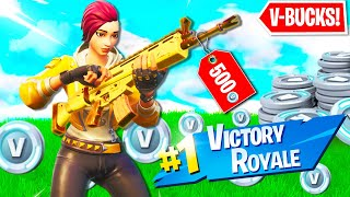 Gib mir dein Loot! | Fortnite V-Bucks Battle!