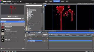 Gambar cover Hitfilm Blood Splatter/Drip Overview