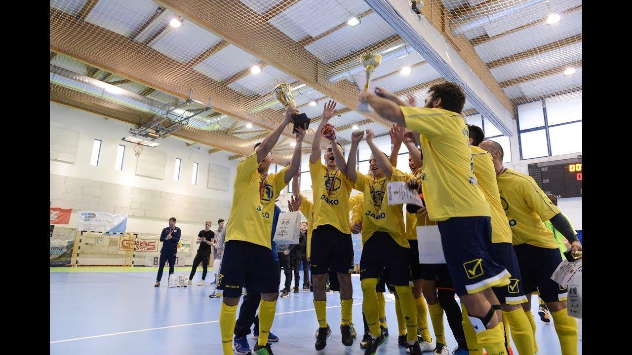 2018. február 17-én folytatódott az üllői Futsal7vége-finálék sora