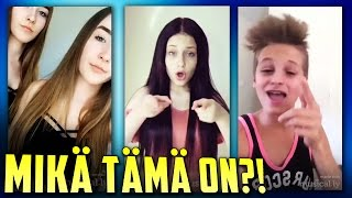 EKAA KERTAA MUSICAL.LY:SSA! (wtf) Video