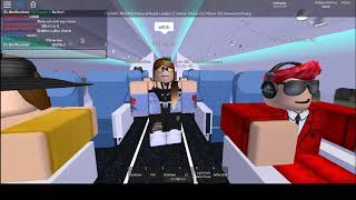 ROBLOX | Malaysian Airlines | CRASH LANDING ?!?!?!
