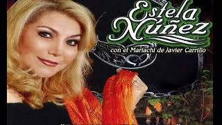 ESTELA NUÑES CON MARIACHI MIX  10 EXITOS PEGADITOS
