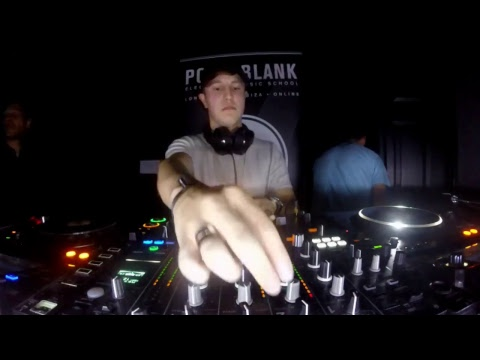 Live DJ Set from Ambian Part 1 - Point Blank x DJ Mag @ Work Bar