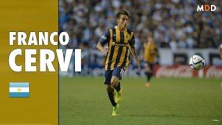 Franco Cervi | Rosario Central | Goals, Skills, Assists - HD