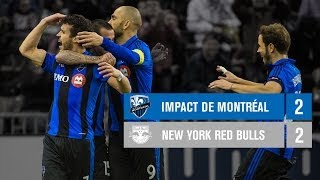 Impact vs Red Bulls | Faits saillants - Highlights