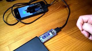 Stromverbrauch von USB Geräten messen