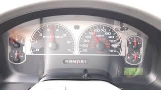 2007 Ford F-150 SuperCrew 5.4L V8 WOT 0-60