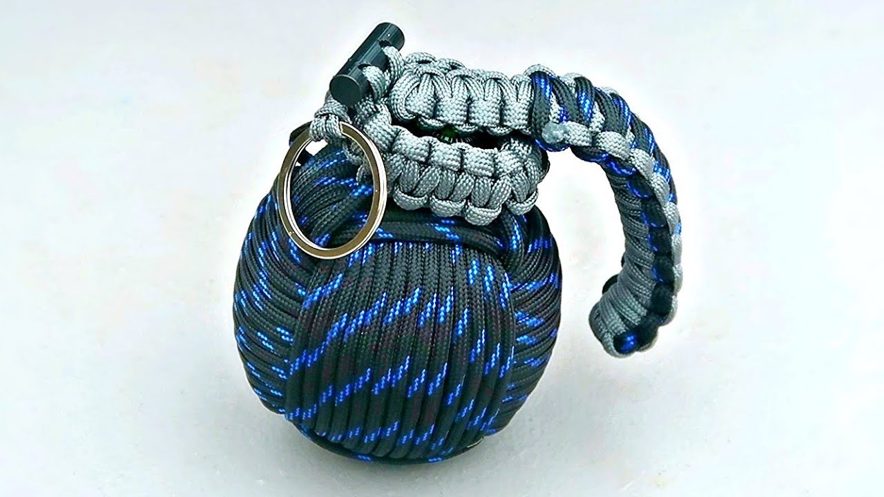 cool-paracord-design-survival-kit