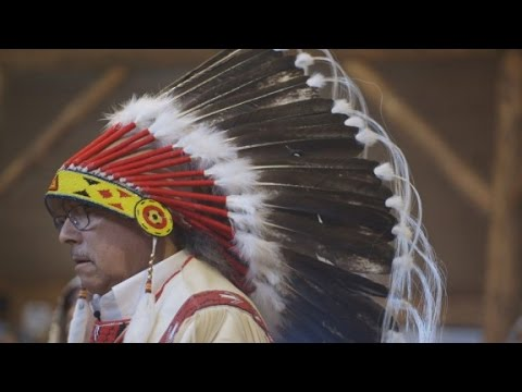 A sweat lodge gives woman a second chance at life
