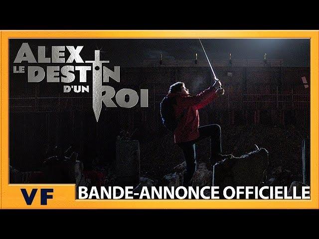 Alex, le Destin d'un Roi | Bande-Annonce [Officielle] VF HD | 2018