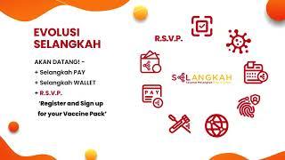 SELANGKAH APP LAUNCH ft. Dato' Seri MB Selangor & Duta Selangkah Adibah Noor! screenshot 2