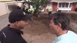 Easy Lawn Installation - Site Preparation 2/5 - In the Garden with Kim Syrus - S2 Ep 07