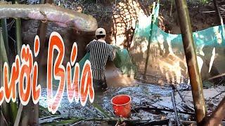 Khánh Ma Xuống Vườn Thánh Kho Quẹt Đi Dở Lú vô Phát Hiện Con Cá có cái mặt XẤU không thể Tưởng|KMVL