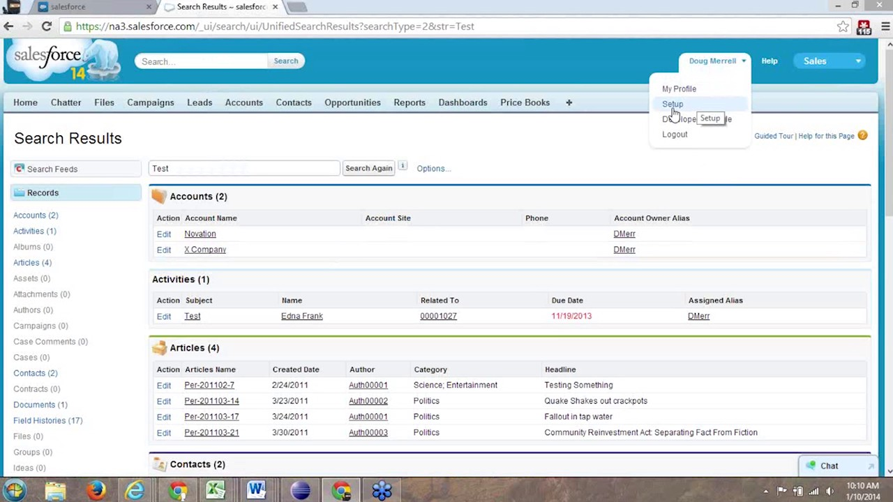 Salesforce 1 Training and Overview