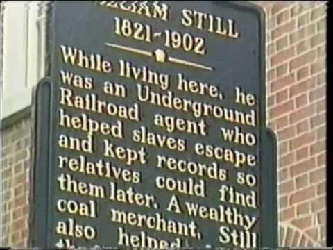 William Still, The Underground Railroad~Philadelphia