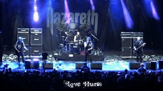 Nazareth - Love Hurts (2015) Centennial Hall