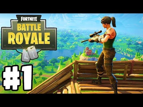 FORTNITE / #01 / MUSICIRANO / FARSI