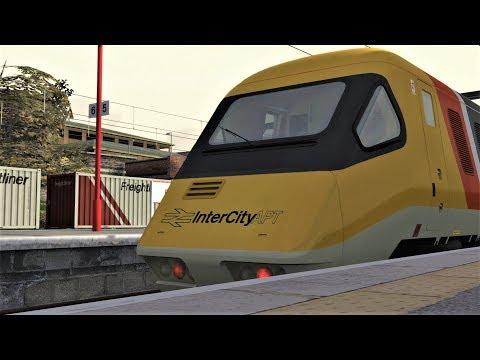 Train Simulator 2018: Class 370 APT-P Preston-Carlisle