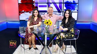 The Elena & Natalia Show | Very Inspirational Papa with Vahe Maranian - Part 1
