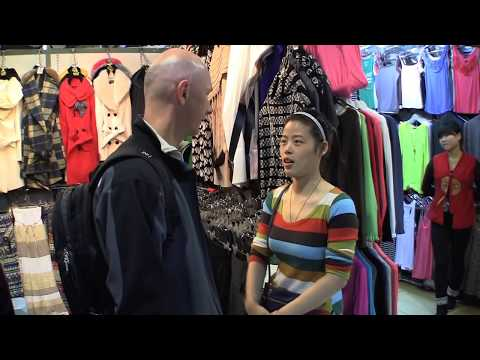 Fake Market Beijing Silk Market Pechino China HD | Italiani in Cina