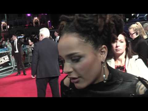 LFF Premiere: Sasha Lane | American Honey (The Fan Carpet)