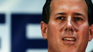 Santorum's Pennsylvania Polling Dip Could Spell Defeat