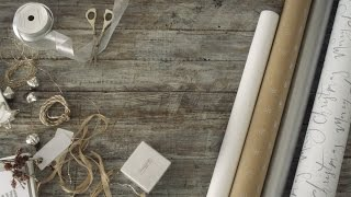 The White Company | How To Wrap Perfect Christmas Presents