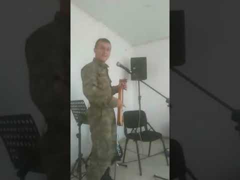 Karadeniz uşağı asker den kemence sow