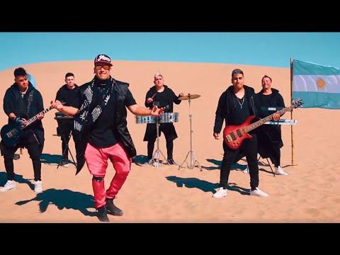 Los Dragones - Amor Desesperado (Video Oficial) | Cumbia