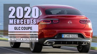 2020 Mercedes-Benz GLC Coupe Facelift - Interior Exterior and Dviving Footage | Nuevo Mercedes GLC