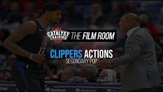 Secondary Pop || Clippers Actions