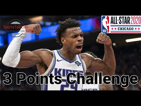 NBA All Stars 3 Points Contest 2020